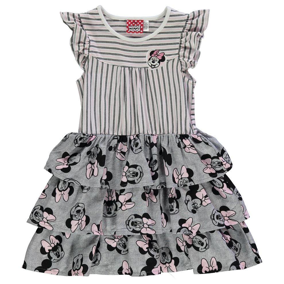 740f592e0009 Dievčenské šaty Character H5573 - Detské šaty s krátkym rukávom ...