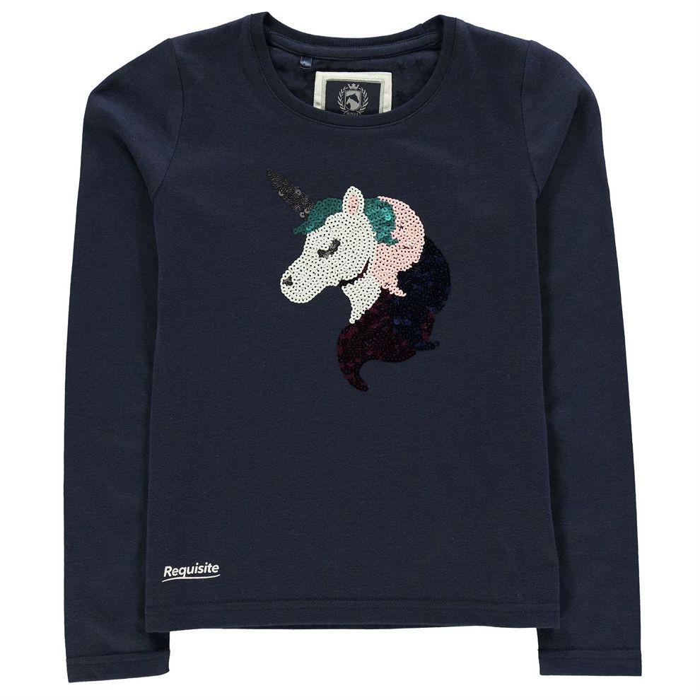 Dievčenské štýlové tričko Requisite H8300