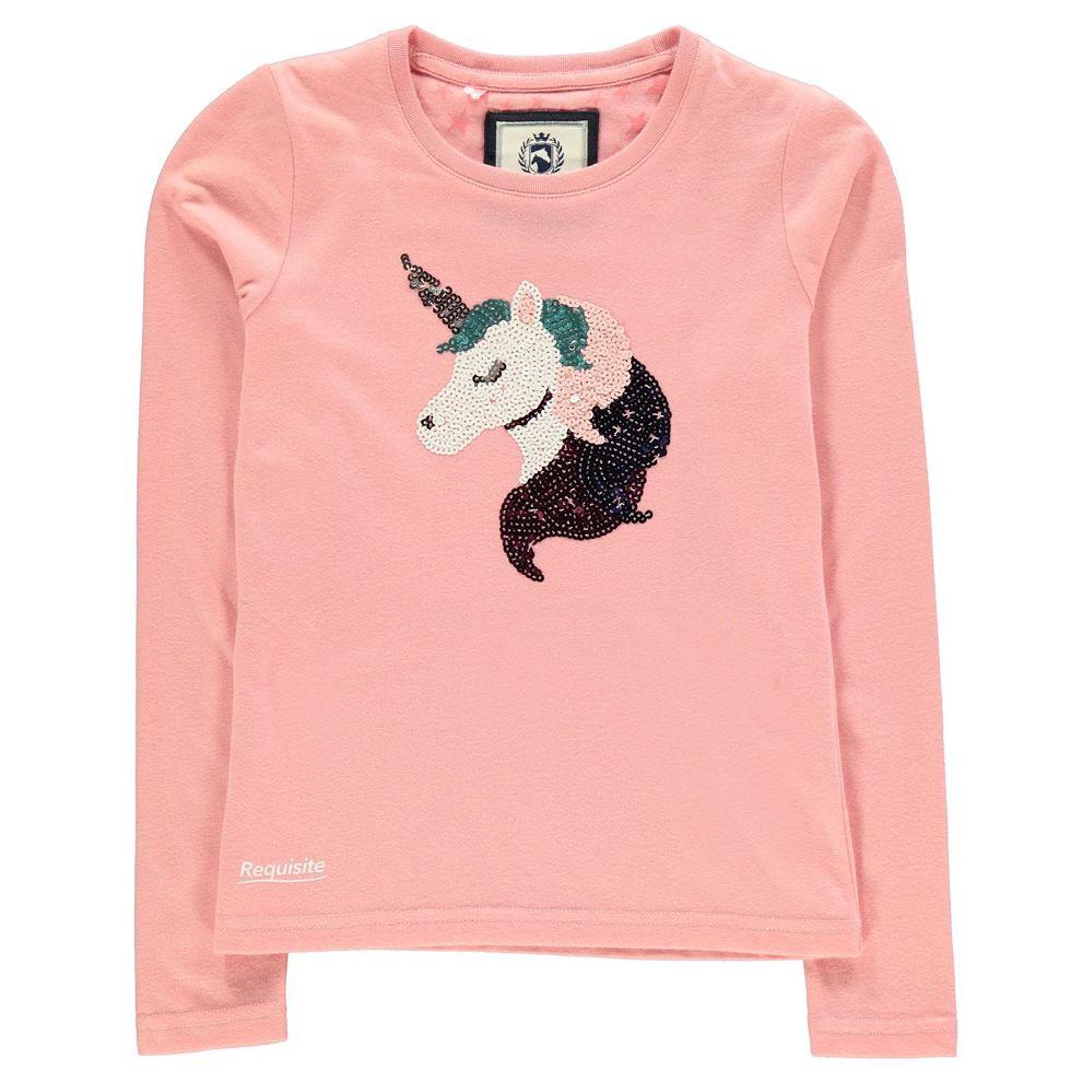 Dievčenské štýlové tričko Requisite H8301