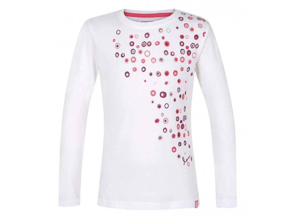 acd07f7eff91 Dievčenské tričko s dlhým rukávom Loap G1004 - Dámske tričká - Locca.sk
