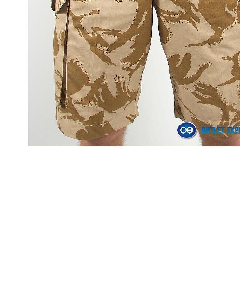 Kraťasy anglickej armády V0012 - Pánske army oblečenie - Locca.sk cd3fbc5dabb