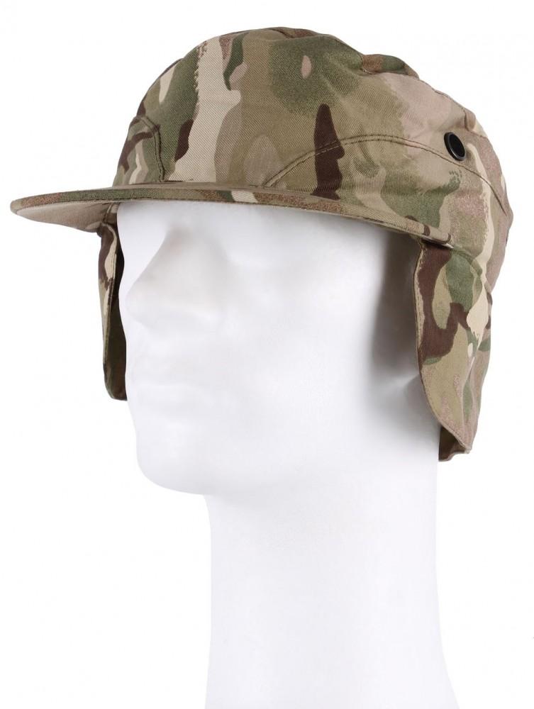 Letná čiapka britských jednotiek V0676 - Pánske army oblečenie ... e572a565850