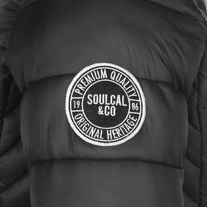 d908393bf950 Pánska bunda SoulCal H0923 - Pánske bundy - Locca.sk