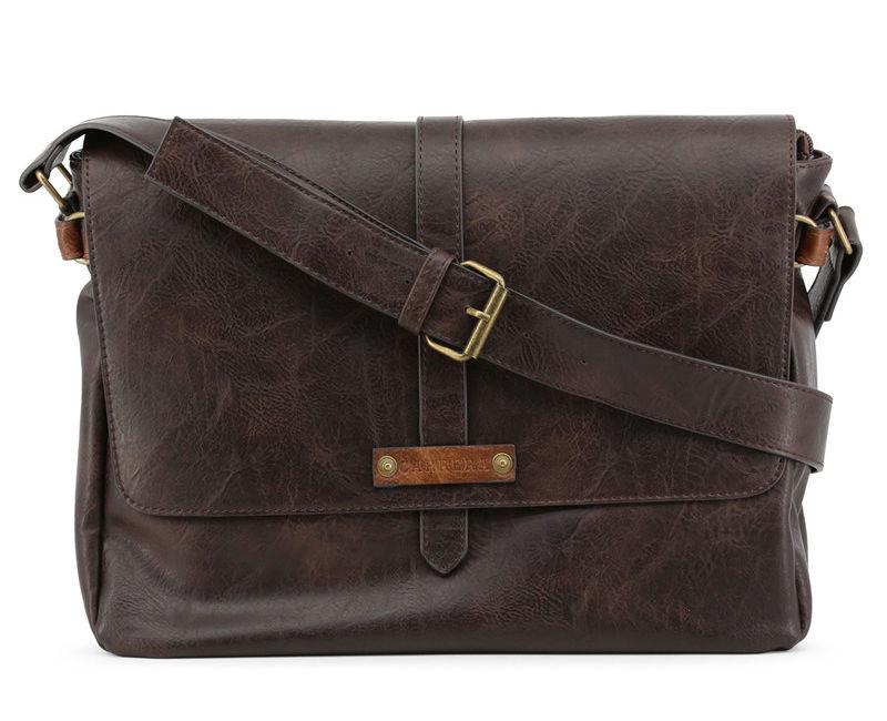 3a8005f33e Pánska elegantná taška cez rameno Carrera Jeans L2048 - Pánske tašky ...