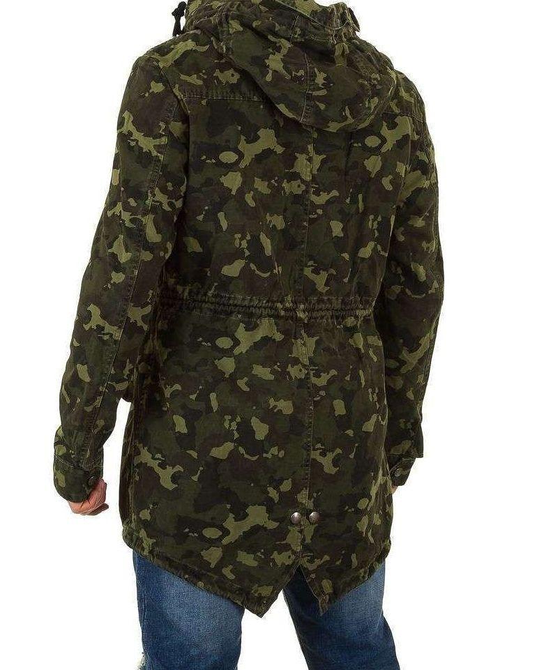 Pánska jesenná bunda Y.Two Jeans Q3275 - Pánske army oblečenie ... 55692e72c3a