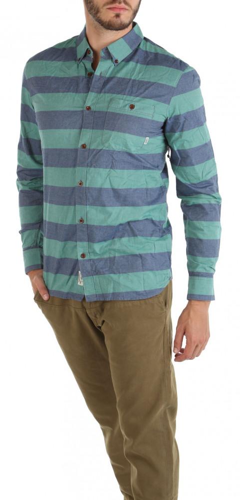 a54e29e89442 Pánska kockovaná košeĺa Vans X9652 - Pánske kárované košele - Locca.sk