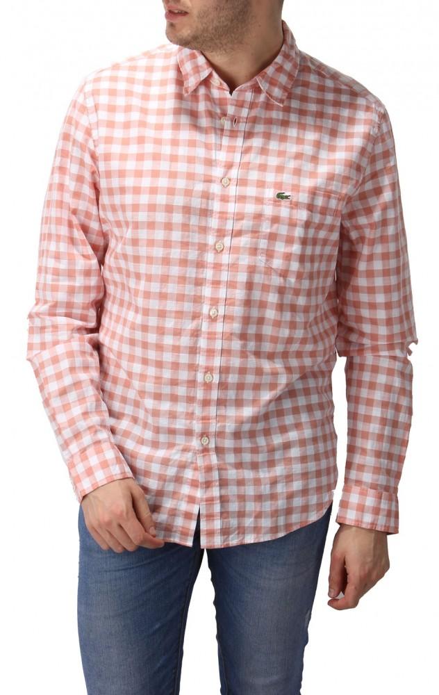 Pánska košeĺa Lacoste X6878 - Moderné pánske košele - Locca.sk ca803a5866f
