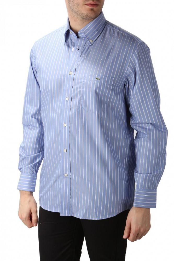 504ba6427d9e Pánska košeĺa Lacoste X6881 - Moderné pánske košele - Locca.sk