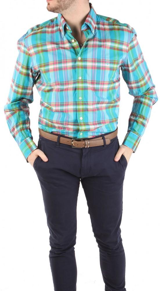 b33c74287986 Pánska štýlová košeĺa Gant X8387 - Moderné pánske košele - Locca.sk