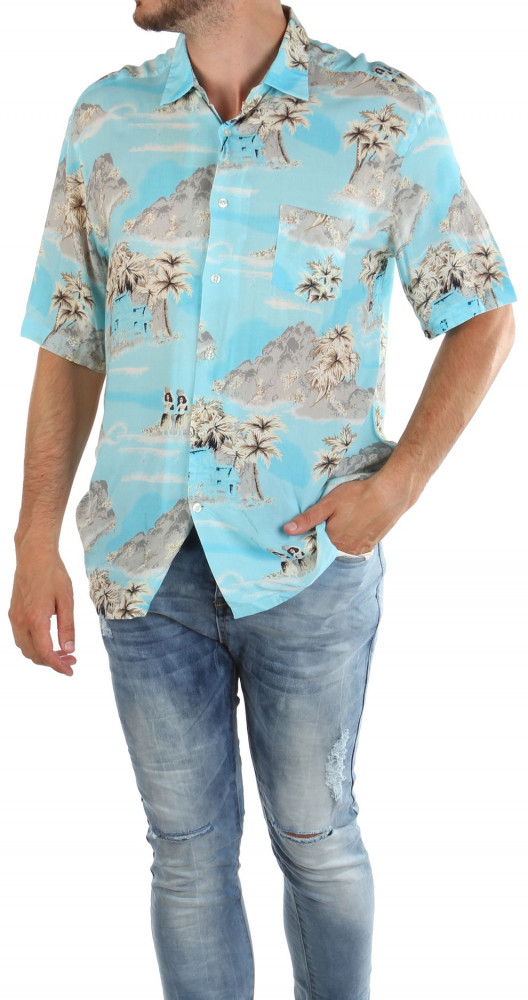 1cea37a260be Pánska štýlová košeĺa Gant X9108 - Moderné pánske košele - Locca.sk