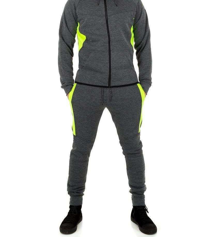 Pánska tepláková súprava Fashion Šport Q4099