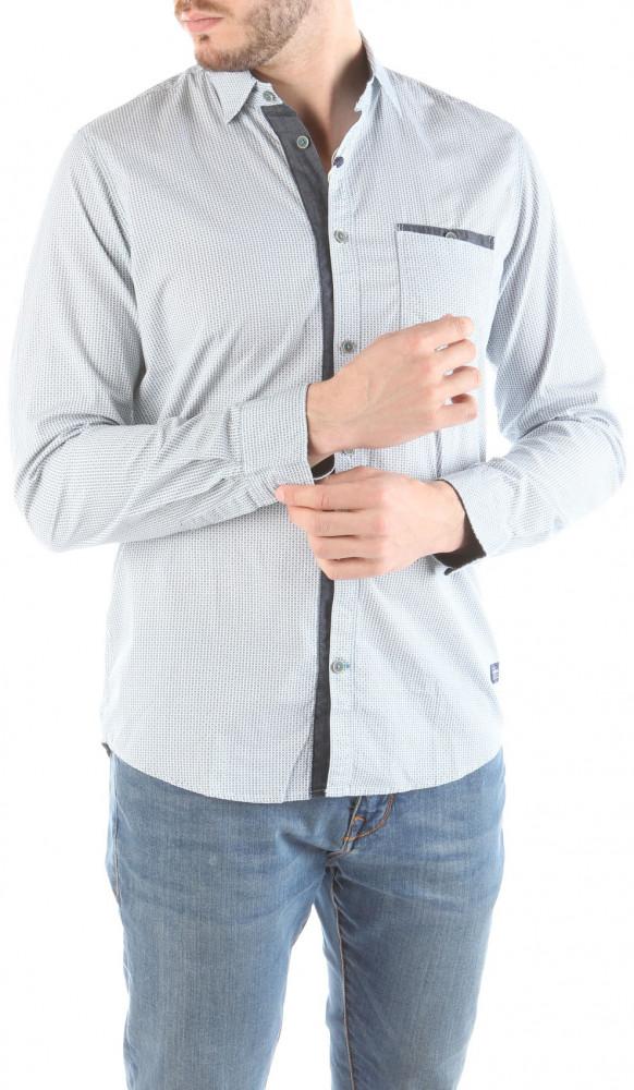 Pánska voĺnočasová košeĺa Tom Tailor W2059