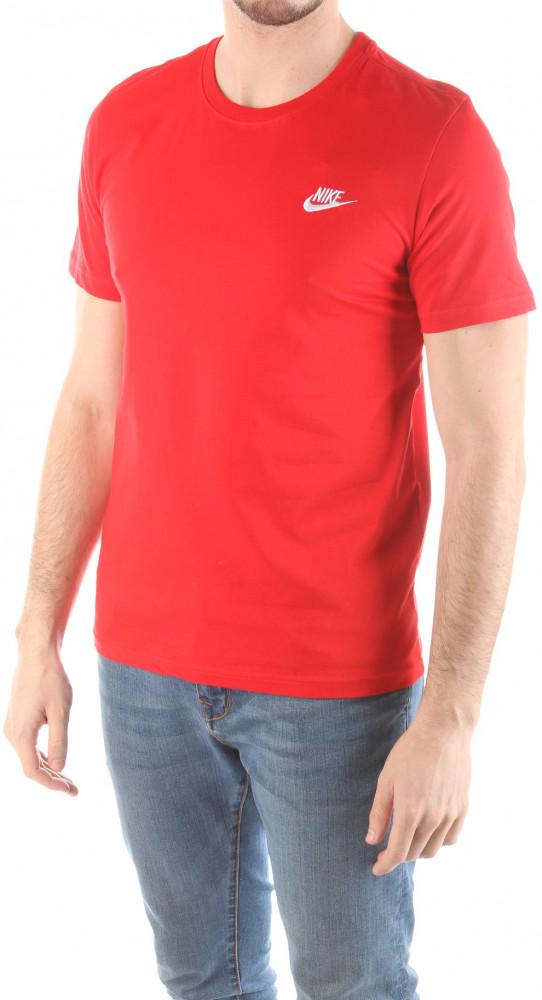 Pánske bavlnené tričko Nike W2061