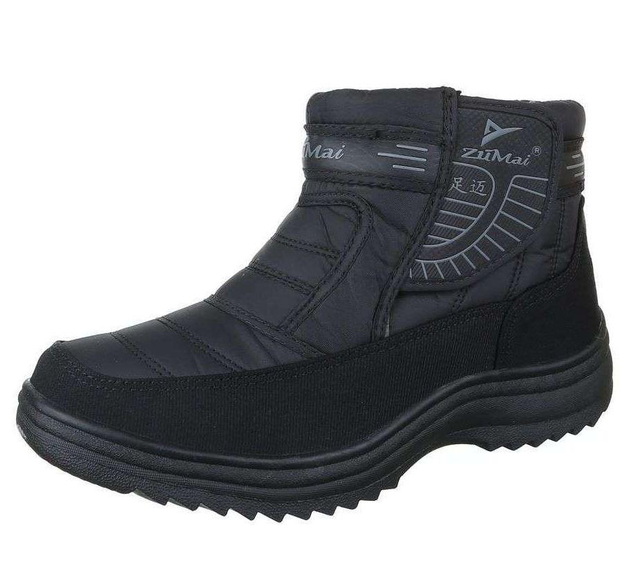 Pánske členkové topánky Q3782