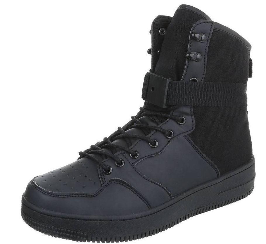 Pánske členkové topánky Q3783