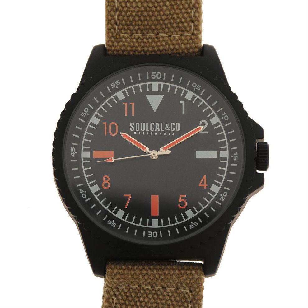 Pánske hodinky SoulCal H7248
