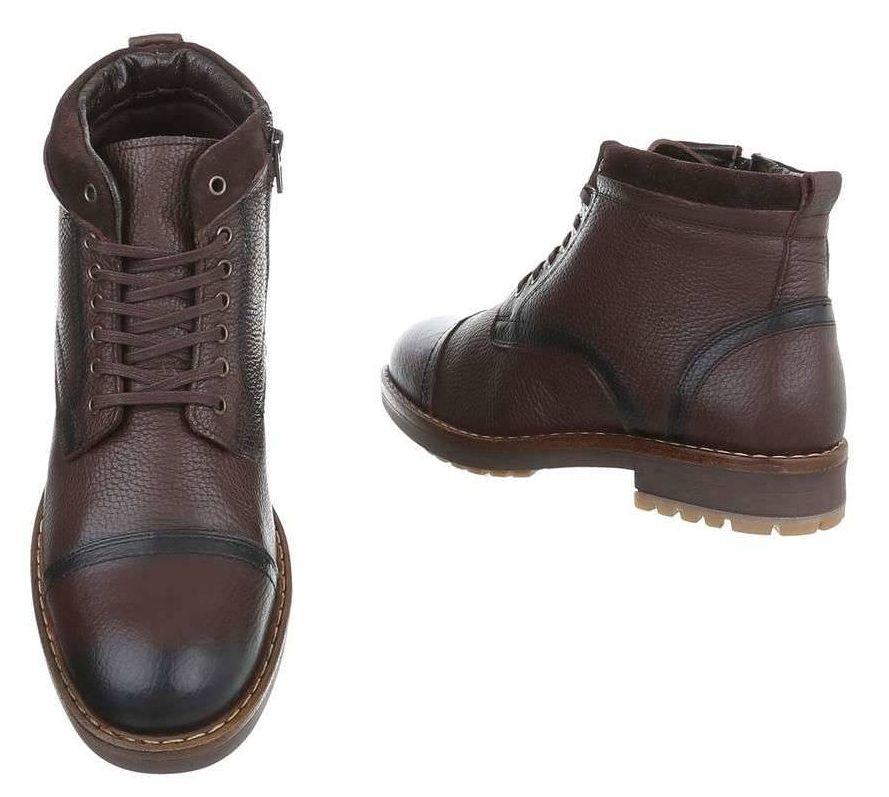 94cf2b1b6 Pánske kožené topánky Coolwalk Q0085 - Pánske kožené topánky - Locca.sk