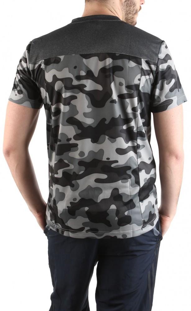 Pánske army oblečenie · Pánske maskáčové tričko Adidas Performance X8097 ·  Pánske maskáčové tričko Adidas Performance X8097  1 102c1df79f0