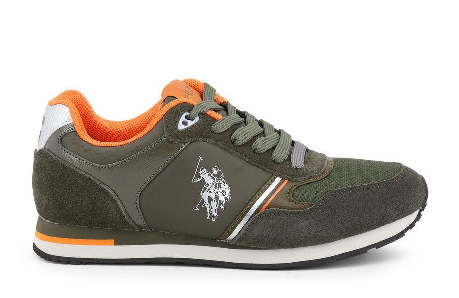 c160e6843a011 Pánske módne topánky US Polo L2108 - Pánske tenisky - Locca.sk