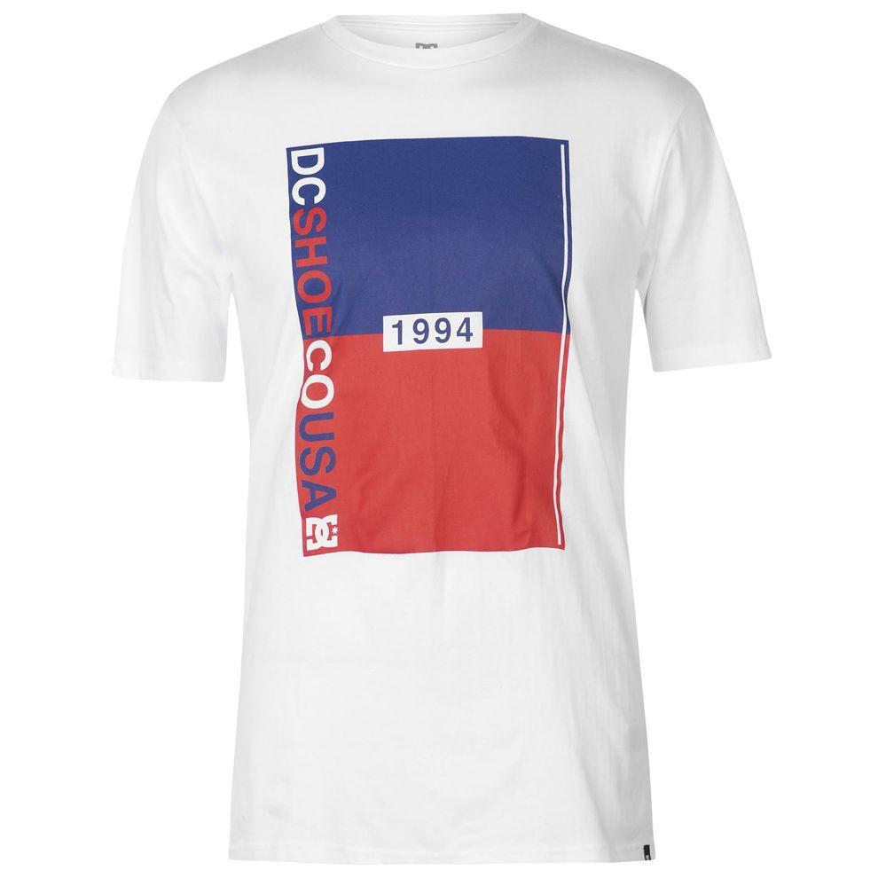 Pánske módne tričko DC H5339