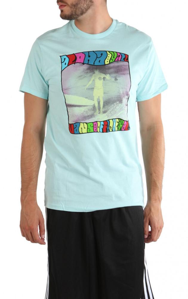 Pánske módne tričko Vans X9505