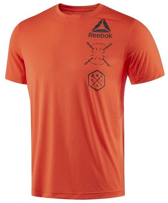 Pánske športové tričko Reebok A0970