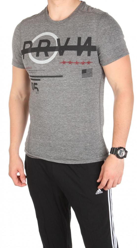 45892ae53fe89 Pánske športové tričko Reebok CrossFit W0124 - Pánske tričká s ...