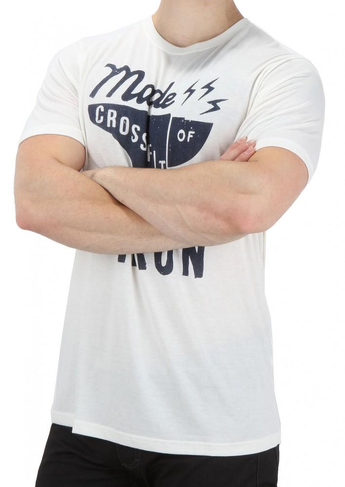 88e68a85f3a04 Pánske športové tričko Reebok CrossFit X3330 - Pánske tričká - Locca.sk