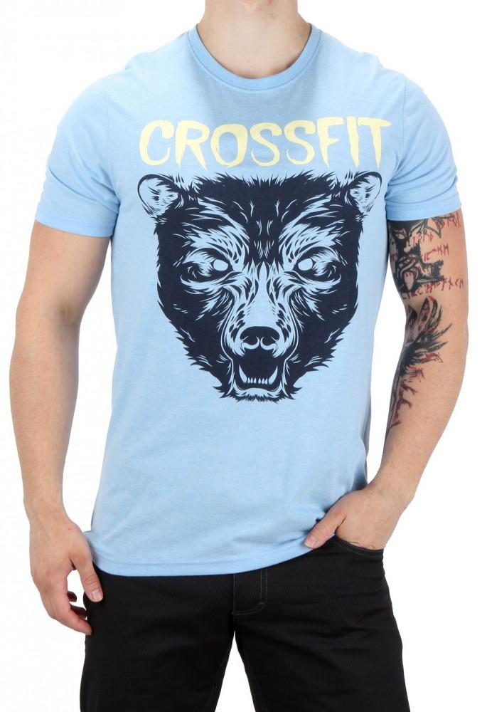 b946dff76edf8 Pánske športové tričko Reebok CrossFit X3331 - Pánske tričká - Locca.sk