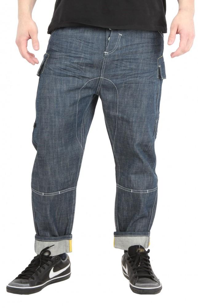 b94de4915 Pánske štýlové jeansové nohavice Bench X2892 - Pánske rifle - Locca.sk