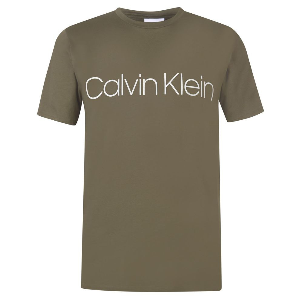6972b3d49219a Pánske štýlové tričko Calvin Klein H8256 - Pánske tričká s krátkym ...