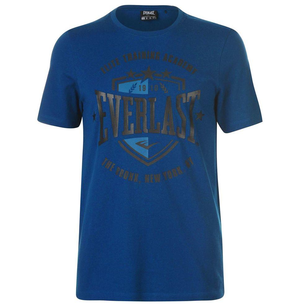 Pánske štýlové tričko Everlast J5841