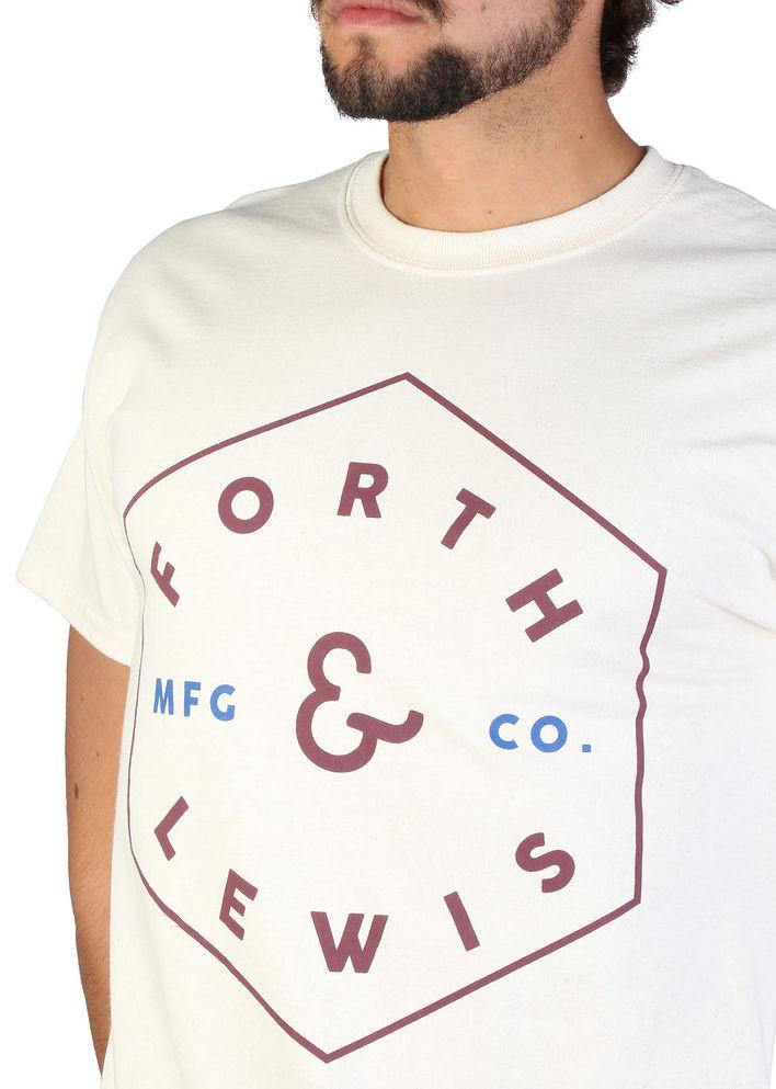 b992335df8ec Pánske štýlové tričko Forth   Lewis L1749 - Pánske tričká s krátkym ...