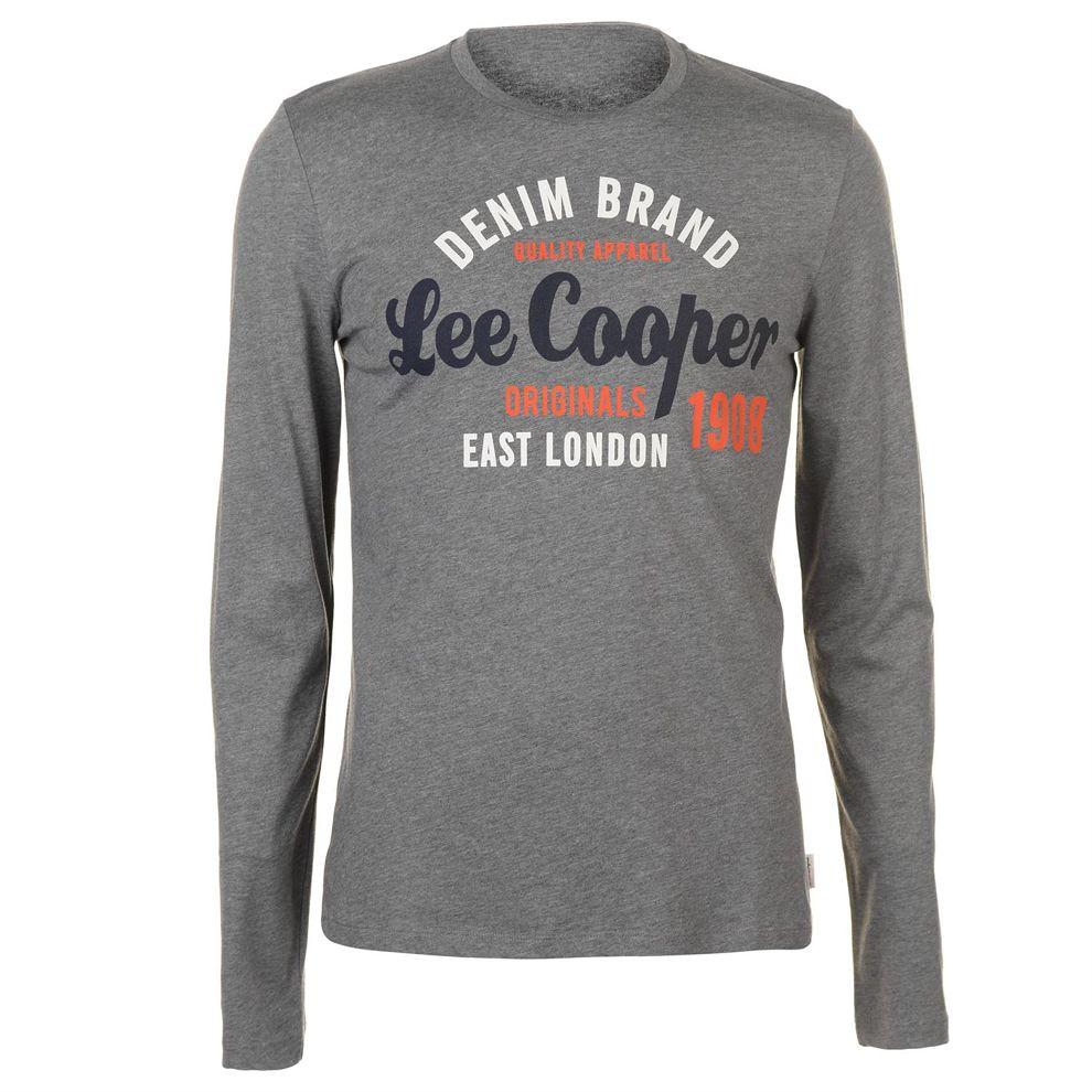 b4e58434801b Pánske štýlové tričko Lee Cooper H6494 - Pánske tričká s krátkym ...