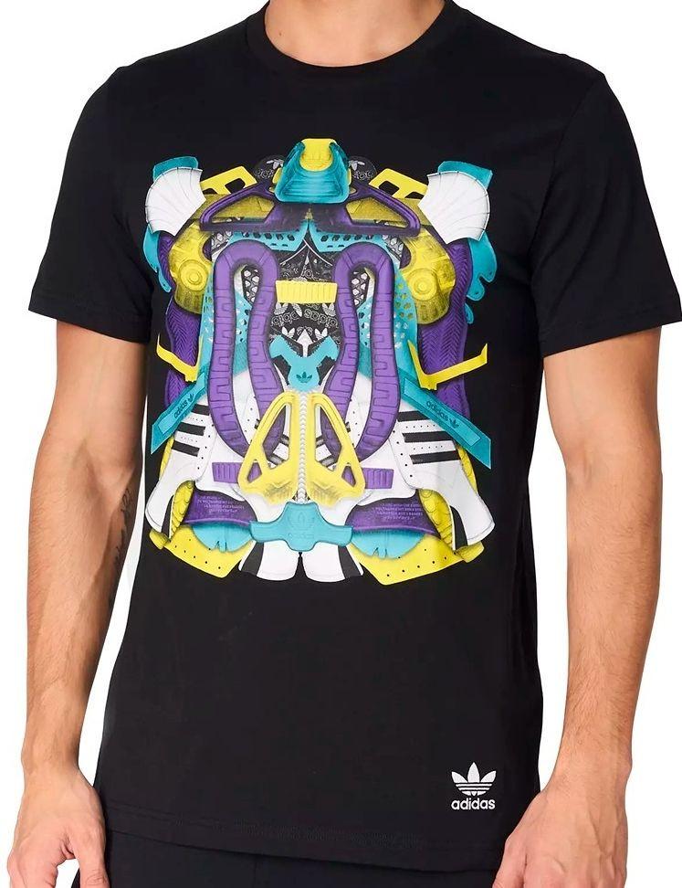 Pánske tričko Adidas Originals A0009 - Pánske tričká s krátkym ... edc0e318c2f