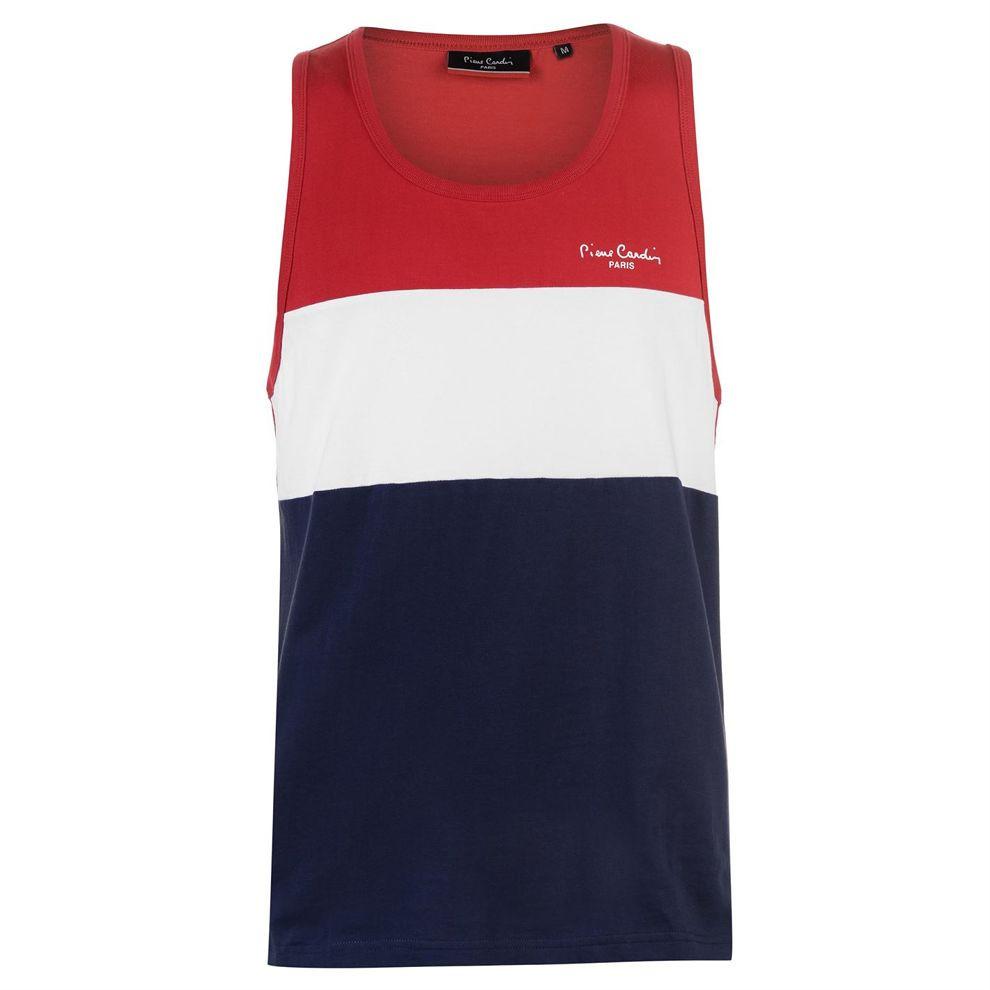 Pánske tričko bez rukávov Pierre Cardin H8667