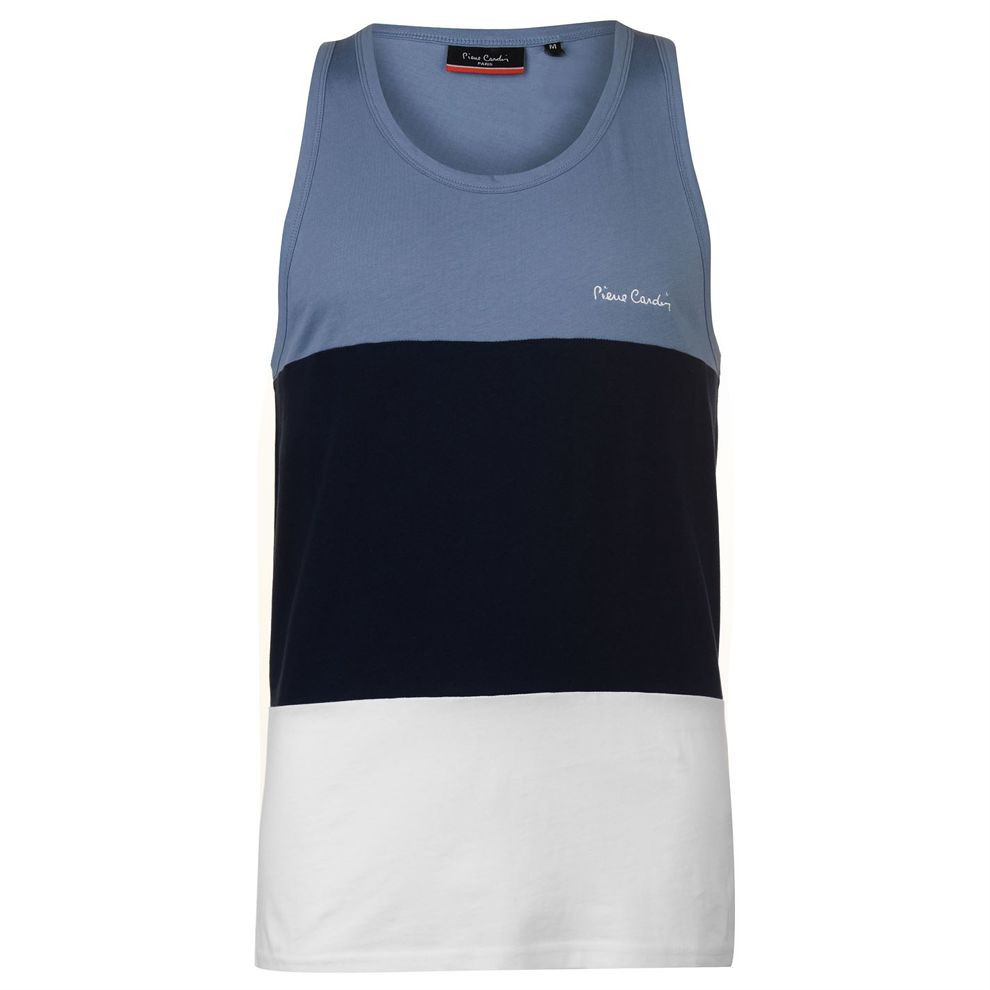 Pánske tričko bez rukávov Pierre Cardin H9613