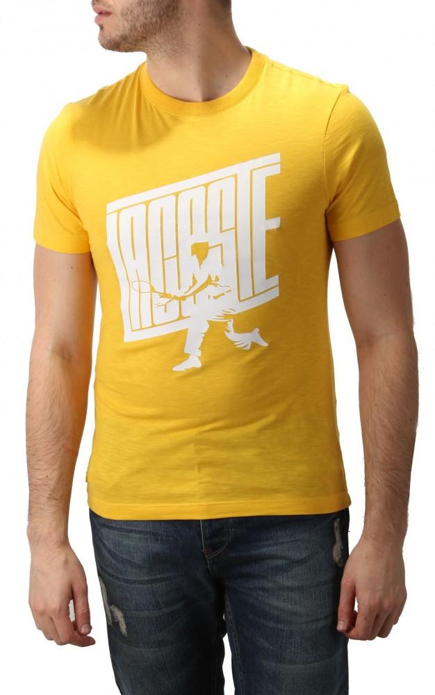 ab78fe981989 Pánske tričko Lacoste X6913 - Pánske tričká - Locca.sk