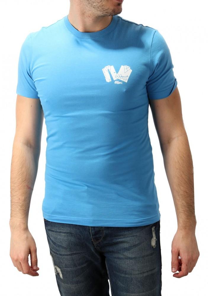 Pánske tričko Lacoste X6923 - Pánske tričká - Locca.sk 62be0eea826
