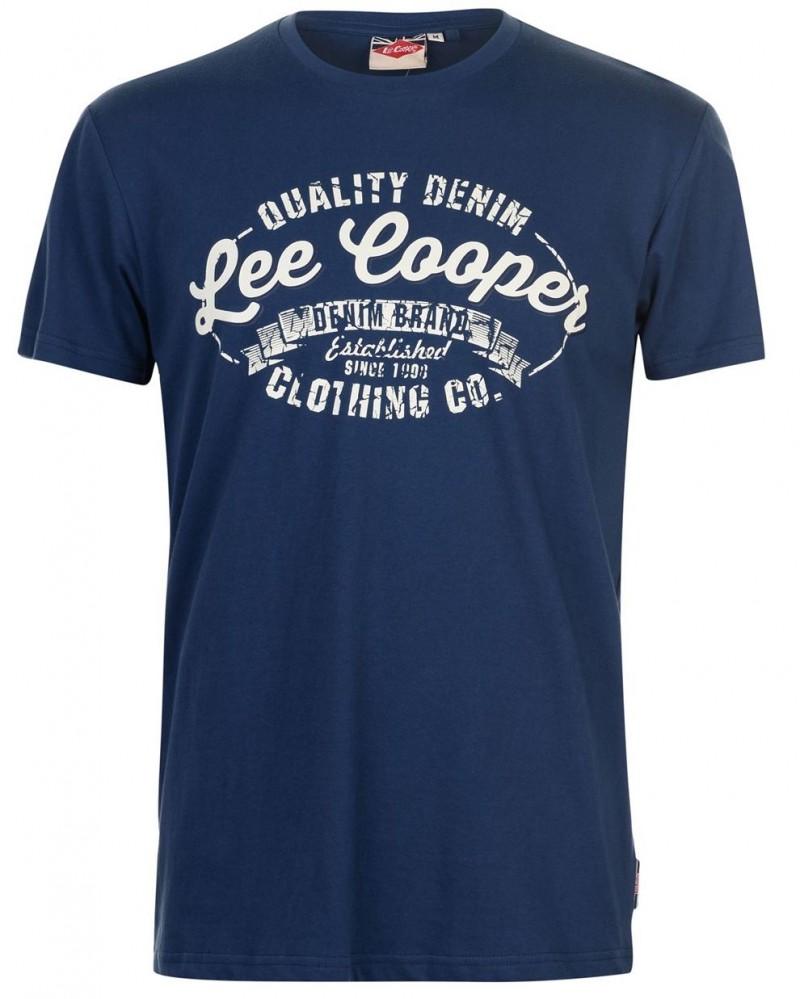 Pánske tričko Lee Cooper H1798 - Pánske tričká - Locca.sk a05229ab350