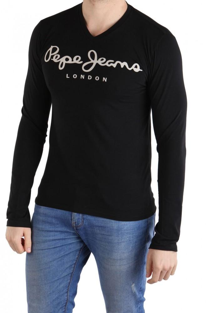 3543328a8d11 Pánske tričko Pepe Jeans X7686 - Pánske tričká - Locca.sk