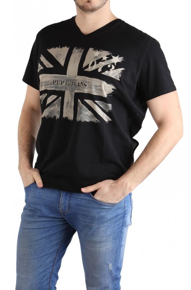 b043195cdf31 Pánske tričko Pepe Jeans X7692 - Pánske tričká - Locca.sk