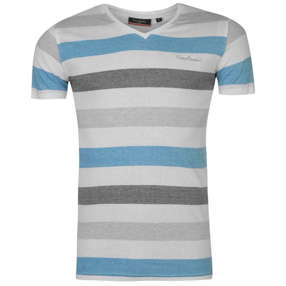 260a54f7956d Pánske tričko Pierre Cardin H3076 - Pánske tričká s krátkym rukávom ...