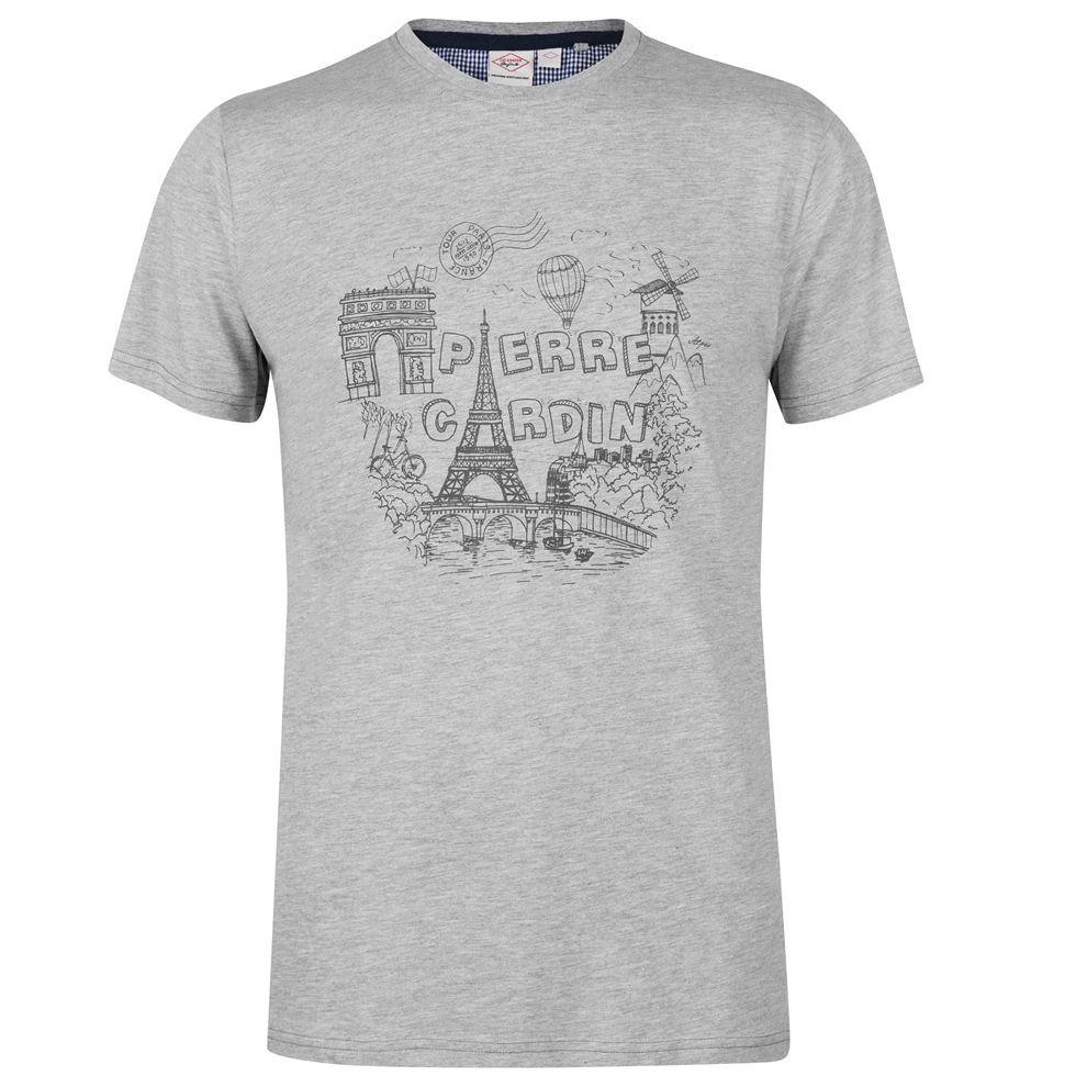 b68b97fac21c Pánske tričko Pierre Cardin H5327 - Pánske tričká s krátkym rukávom ...