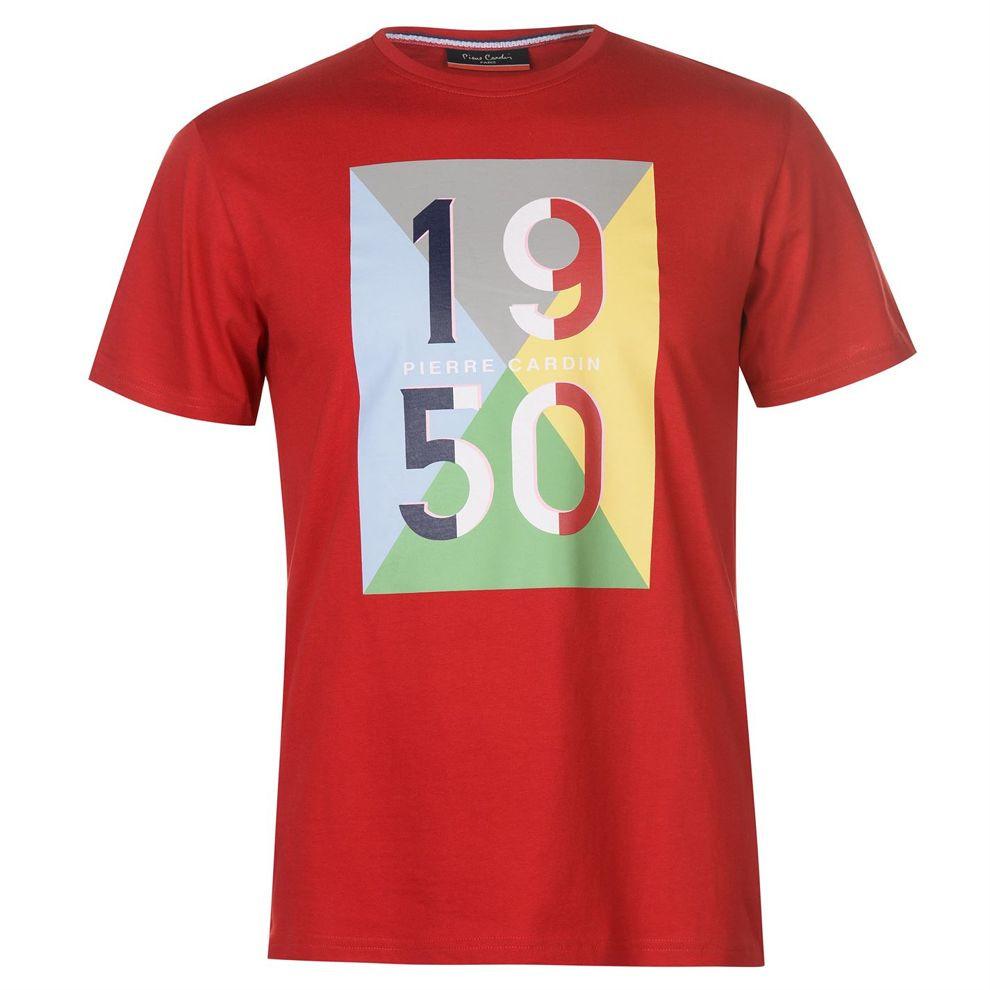 3d4842a8a679 Pánske tričko Pierre Cardin H7050 - Pánske tričká s krátkym rukávom ...