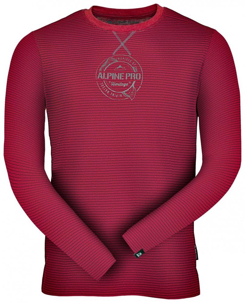 b4e1b42da582 Pánske tričko s dlhým rukávom Alpine Pro K0157 - Pánske tričká ...