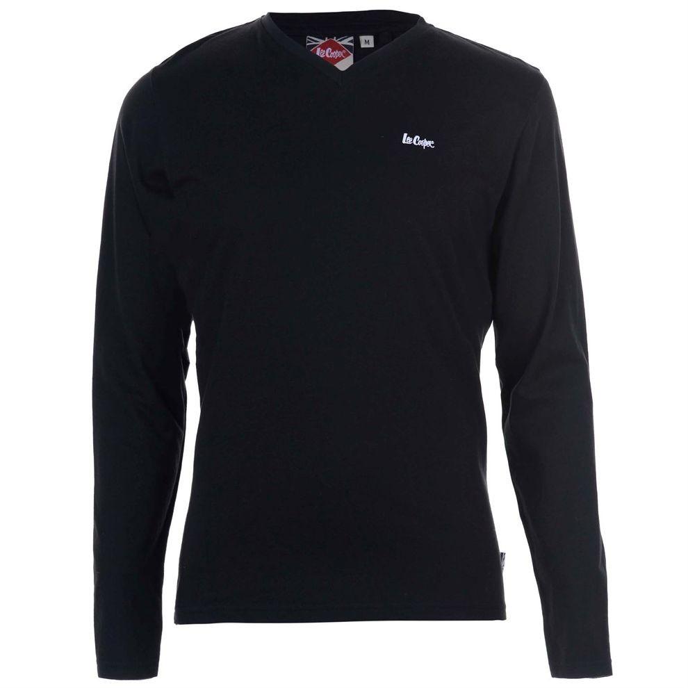 a53287b7106a Pánske tričko s dlhým rukávom Lee Cooper H3017 - Pánske tričká s ...