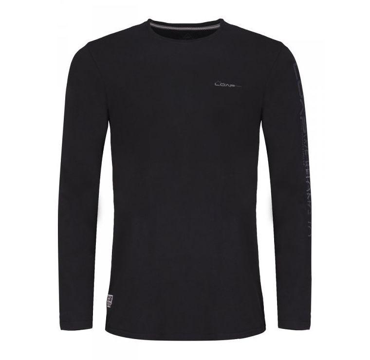 05e8ea7d8eb0 Pánske tričko s dlhým rukávom Loap G1188 - Pánske tričká s krátkym ...