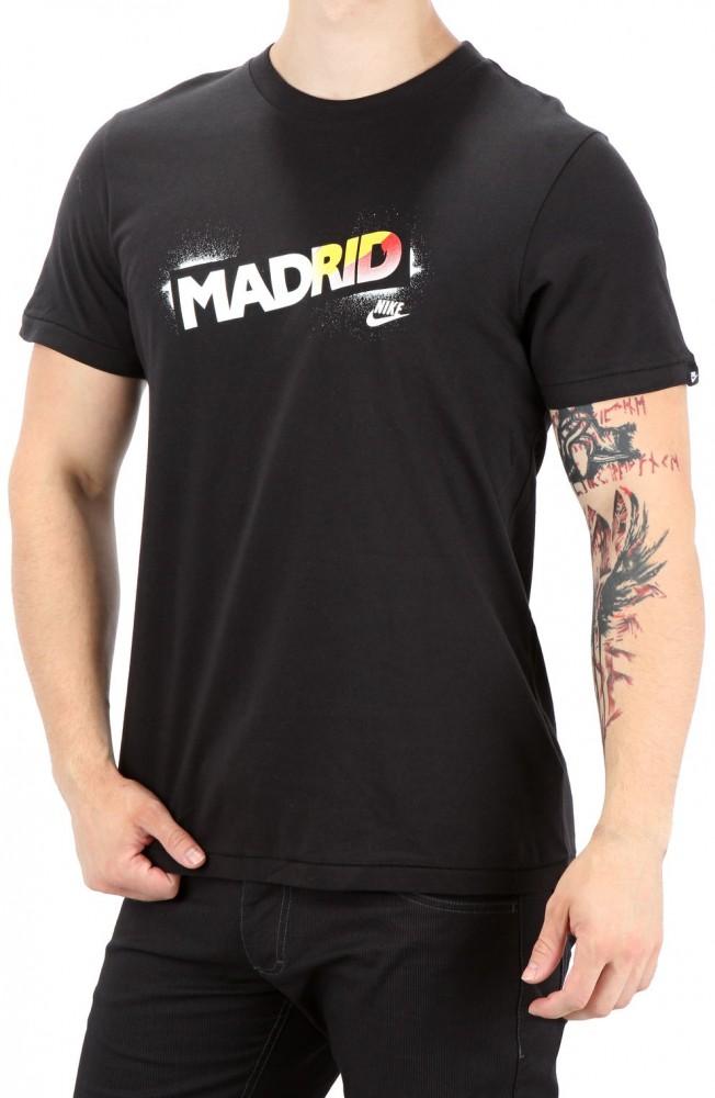 47723a4eb62e Pánske tričko s krátkym rukávom Madrid Nike X3326 - Pánske tričká ...