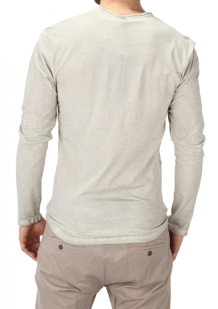 994789b1854b Pánske vintage tričko Eight2Nine X6481 - Pánske tričká - Locca.sk